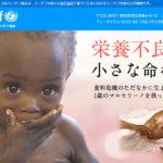 「日本ユニセフ協会」が行っている主な活動内容とは?